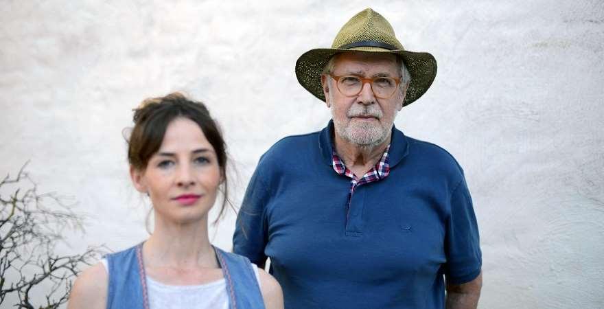 Sara Tuss Efrik och Jan Wolf-Watz